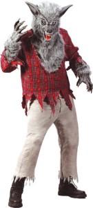 Grauer Werwolf