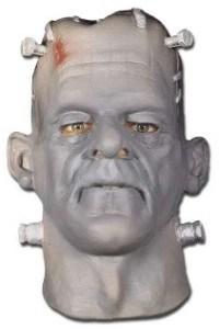 Frankenstein's Monster Maske aus Schaumlatex