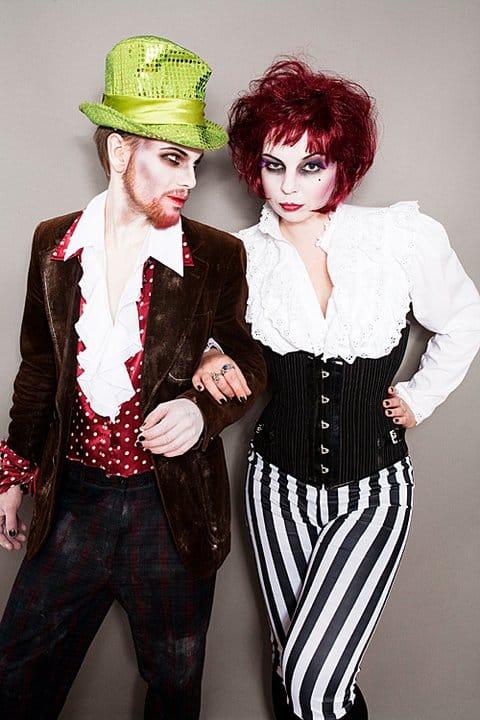 Kostüme Selbermachen Wir Wollen Deine Ideen Halloweende Das