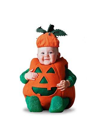 Halloween Kuerbis Kostuem Selber Machen.Halloween Kurbis Babykostum Halloween De