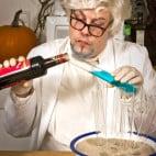 Halloween Rezepte Reagenz-Cocktails: Getränke mixen
