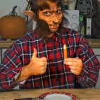Halloween Rezept Würstchenfinger: fertig!