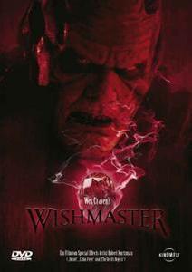 """Steelbook """"Wishmaster"""""""