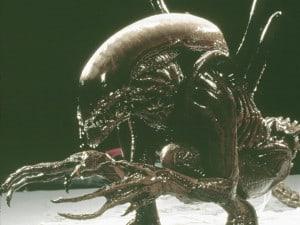 Eines der fiesesten, filmischen Aliens