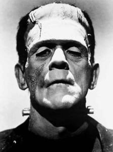 Frankenstein su más recordado personaje