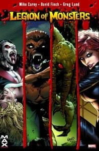 Legion of Monsters - Marvels Horroruniversum erstmals in einem Sammelband!