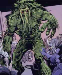 Legion of Monsters - das Man-Thing wütet