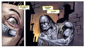 Legion of Monsters - Zombie Simon Garth wie er leibt und... lebt?