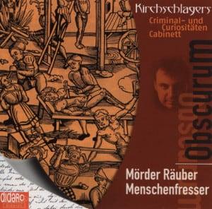 Mörder, Räuber, Menschenfresser Cover
