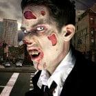 Zombie Special FX Make up zum selber schminken