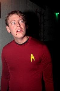 In den unendlichen Weiten des Weltraums lauert das Böse   Quelle: flickr © Capt. Tim