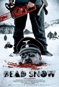 dead snow dvd cover