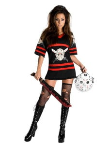 Sexy Miss Jason Kostüm