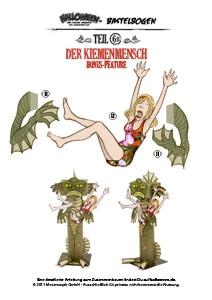 Bastelbogen-Kiemenmensch-Teil-2-Vorschau