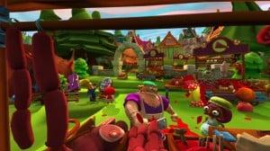 Die kunterbunte Welt quietschfideler Killer-Märchenfiguren