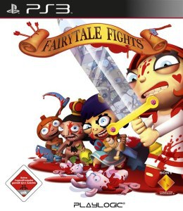 Fairytale Fights Spielcover