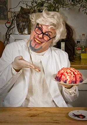 Halloween-Pudding-Gehirn
