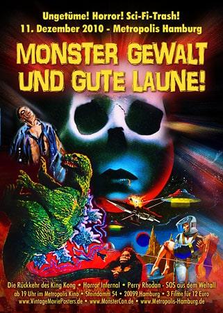 Monströse Filmnacht - \