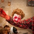 Halloween Girlande aus Puppenkopefen Bauanleitung (10)