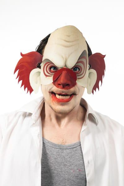 Halloween-Basteltipp: Halbmasken zum Ausdrucken - Halloween.de