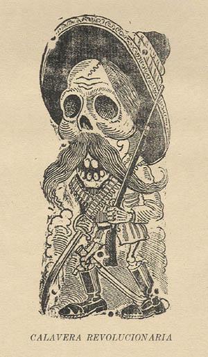 Revolutions Illustration von Posada