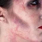 Halloween Schminktipp Zombie Make-up Anleitung 55