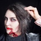 Halloween Schminktipp Zombie Make-up Anleitung 59