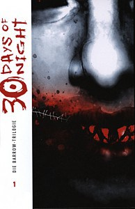"""30 Days of Night - Die Barrow Trilogie"" Cover"