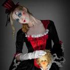 Halloween MAke-up Broken Doll Sexy und unheimlich zugleich