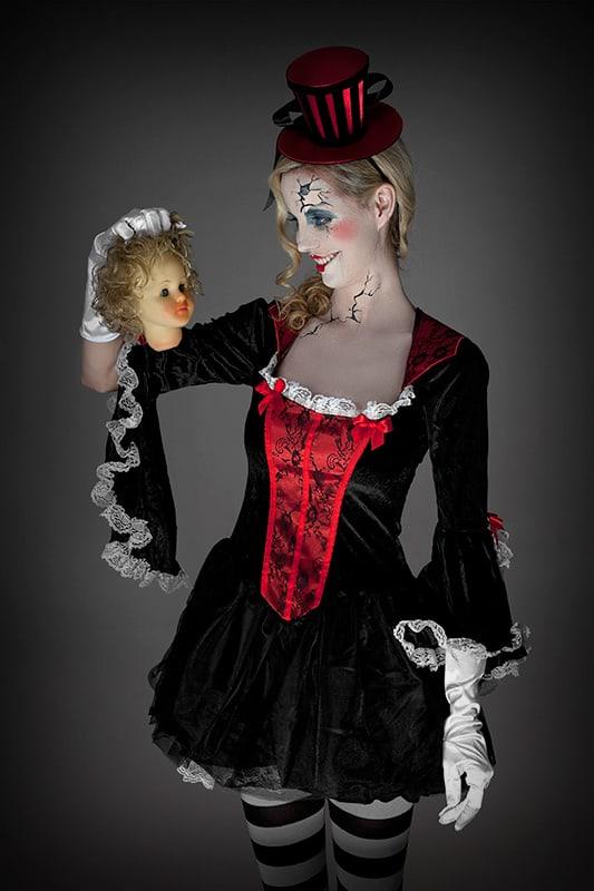 Schön aber fies: Die Broken Doll lässt die Puppenköpfe rollen