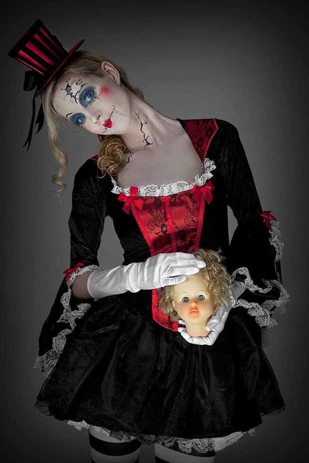 Willst Du wirklich mit dieser Puppe spielen?