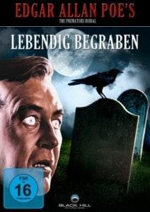 Lebendig begraben Cover