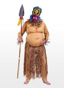Stammeshäuptling Kostüm