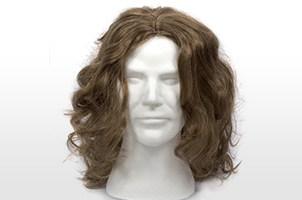 Halloween Schminkanleitung Urmensch Haare