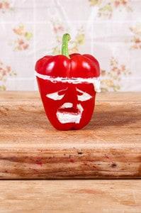 halloween-rezept-gemuesegeister-frankensteins paprika