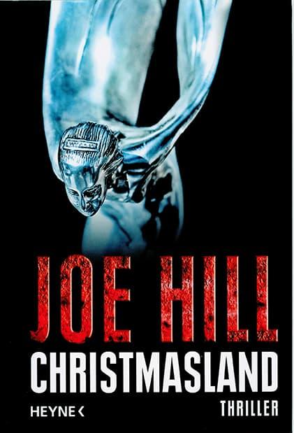 Christmasland Joe Hill Cover