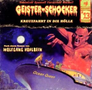 Geister-Schocker Cover - Kreuzfahrt in die Hölle