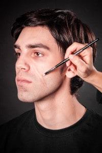 Narbe schminken (4)
