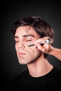 Narbe schminken Plastici  (4)