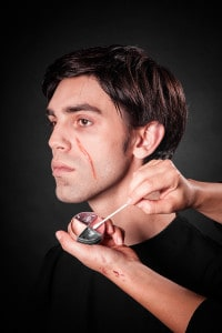 Narben schminken Tuplast (10)