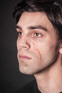 Narben schminken Tuplast (17)