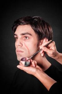 Narben schminken Tuplast (3)
