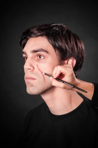 Narben schminken Tuplast (6)