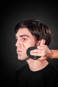 Narben schminken Tuplast (9)
