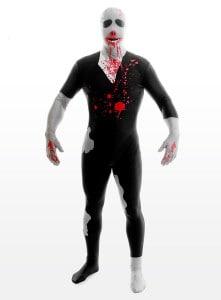 Platz 02 - Morphsuit Zombie Kostüm