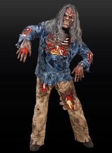 Platz 08 - Zombie Kostüm