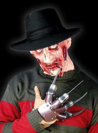Platz 10 - Freddy Krueger Kostüm
