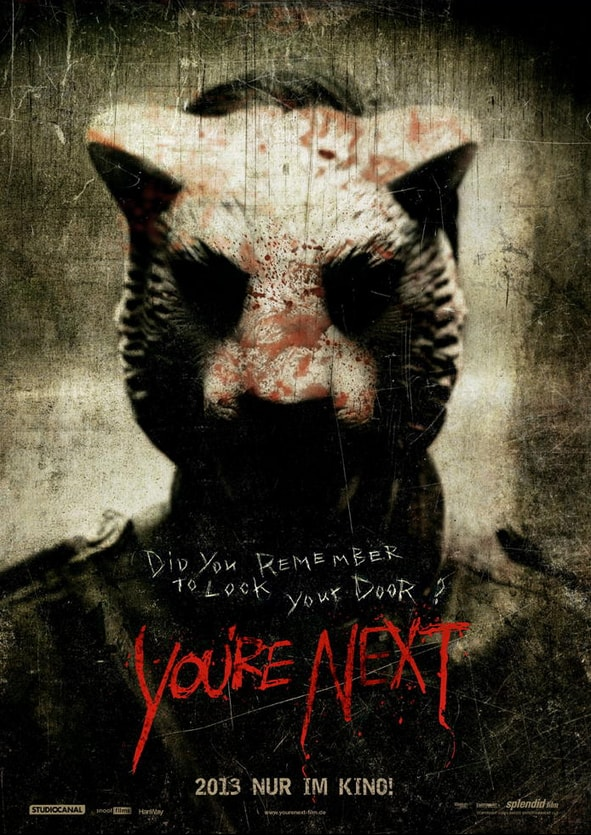 Your're next Tiger