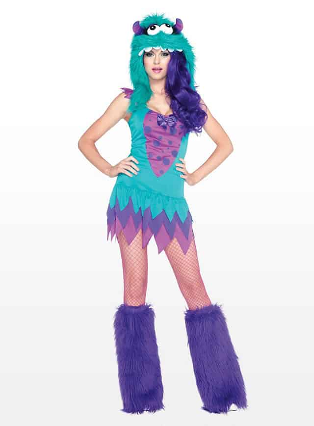 Halloween Kostum Ideen Gruselig.Halloween Kostum Idee Susse Monster Halloween De