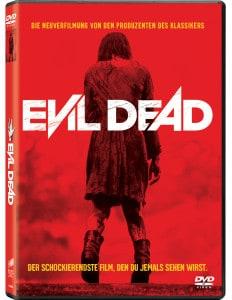 Evil Dead – Cover DVD